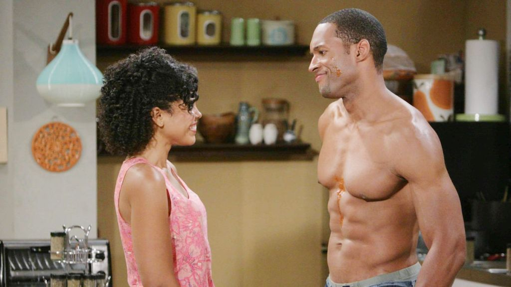 B&B Maya and Carter