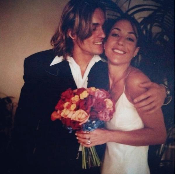 Daniel Goddard Rachael wedding