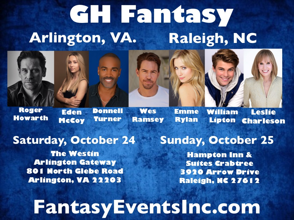 GH Fantasy Oct Events