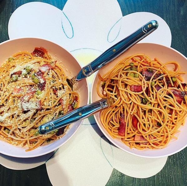 Kirsten Storms Noodles