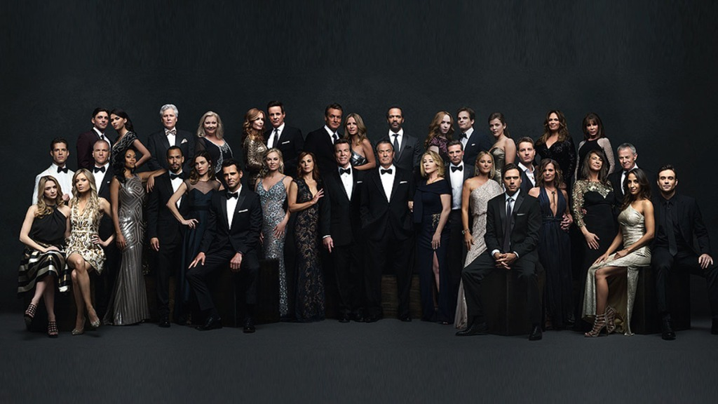 Y&R Cast photo 2016