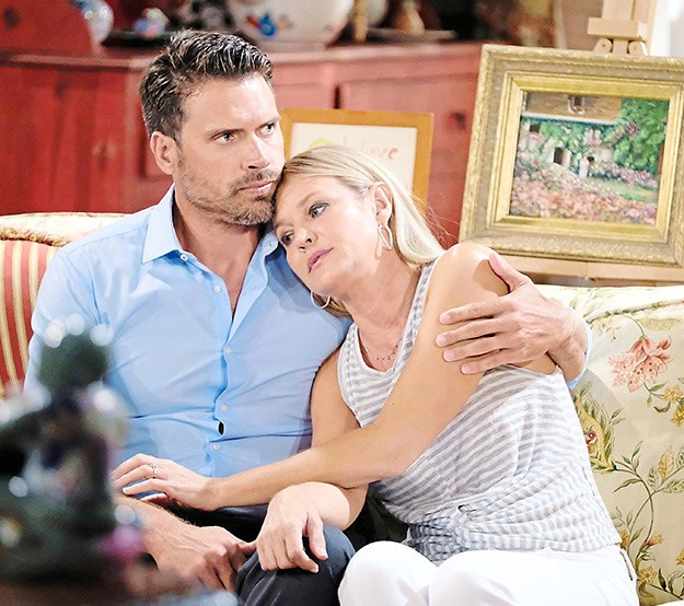 Y&R Nick and Sharon