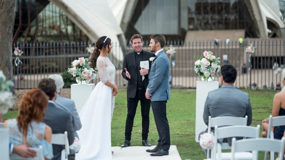 B&B Steffy Liam Australian wedding