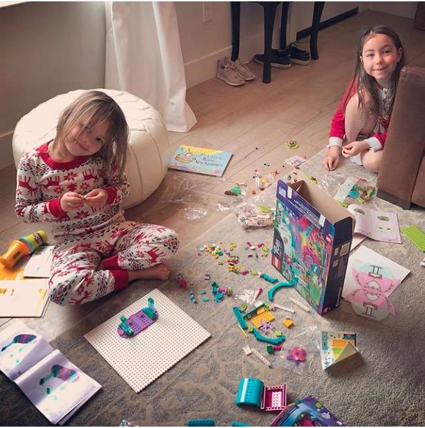 Bradford Anderson Daughters Easter 2020