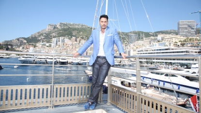 Don Diamont Monte Carlo