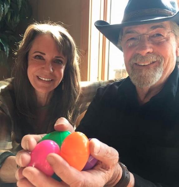 Jess Walton husband Easter 2020