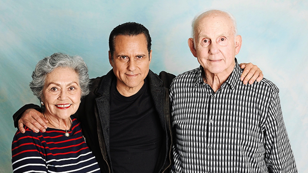 Maurice Benard Parents