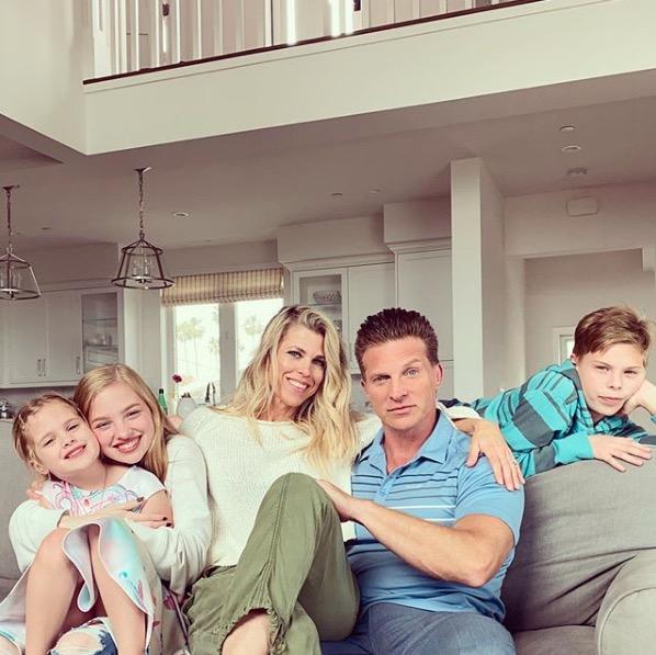 Steve Burton Family Easter 2020