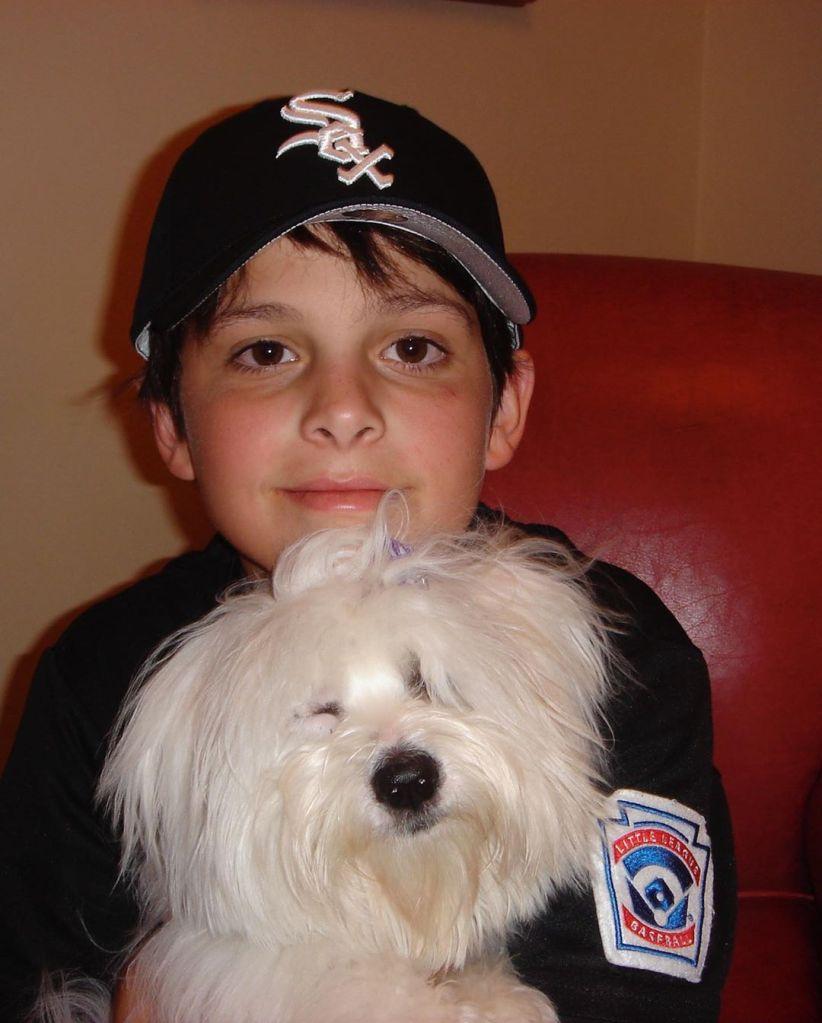 Zach Tinker Dog Bea
