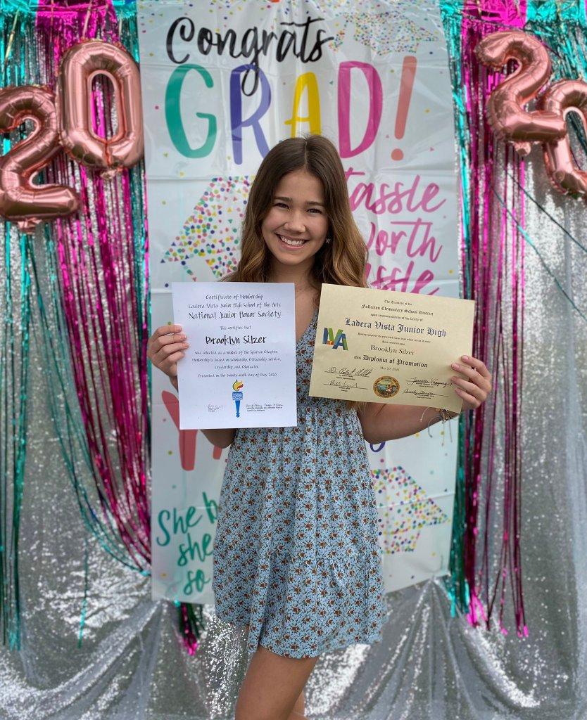 Brooklyn Rae Silzer Graduation