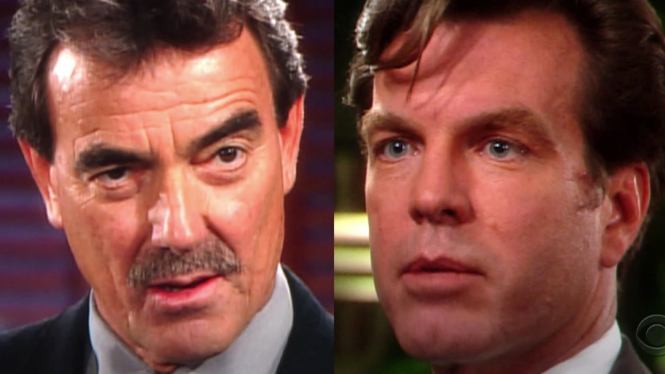 Y&R Victor Jack split screen