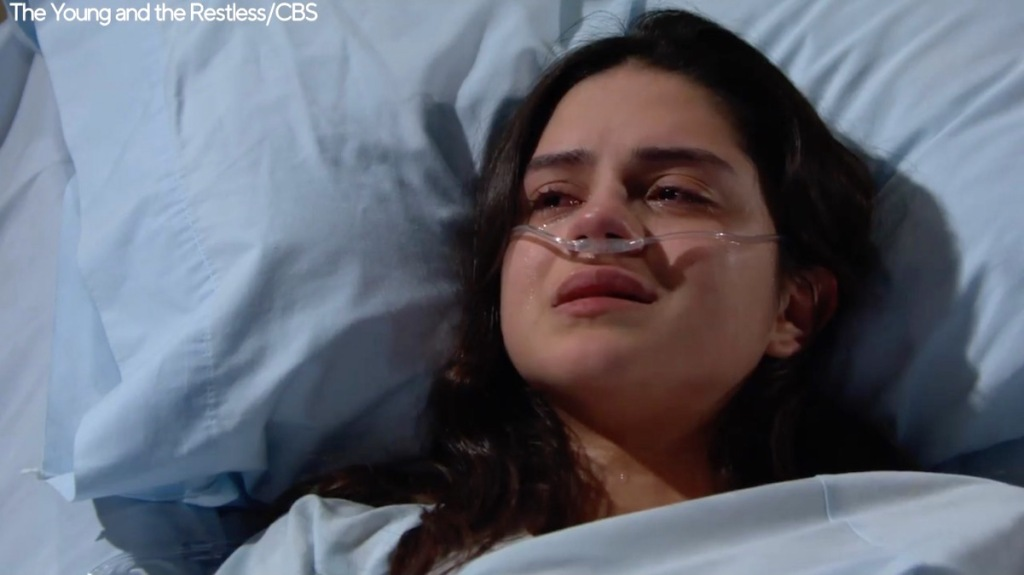 Sasha Calle Emmy scene
