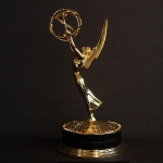 Daytime Emmy trophy