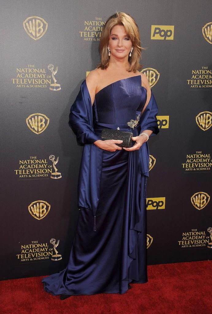 Deidre Hall 2015 Emmys