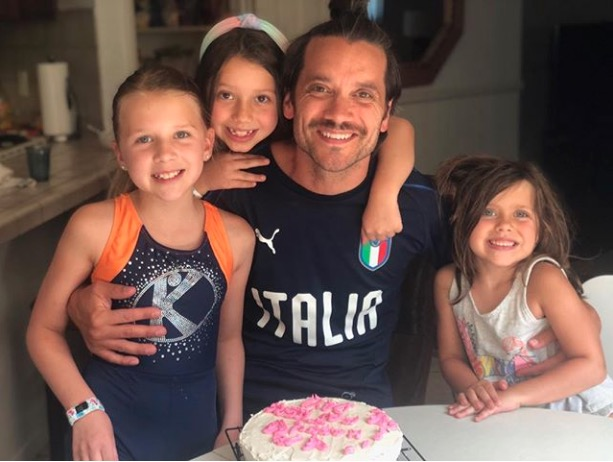 Dominic Zamprogna Fathers Day 2020