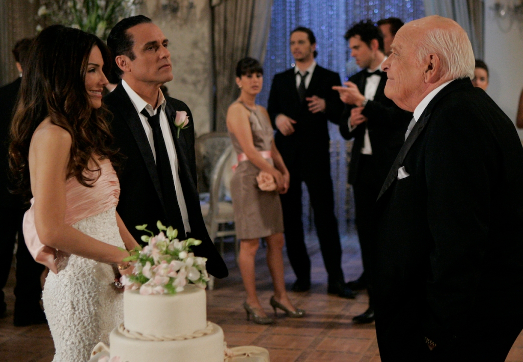 GH Sonny Brenda wedding