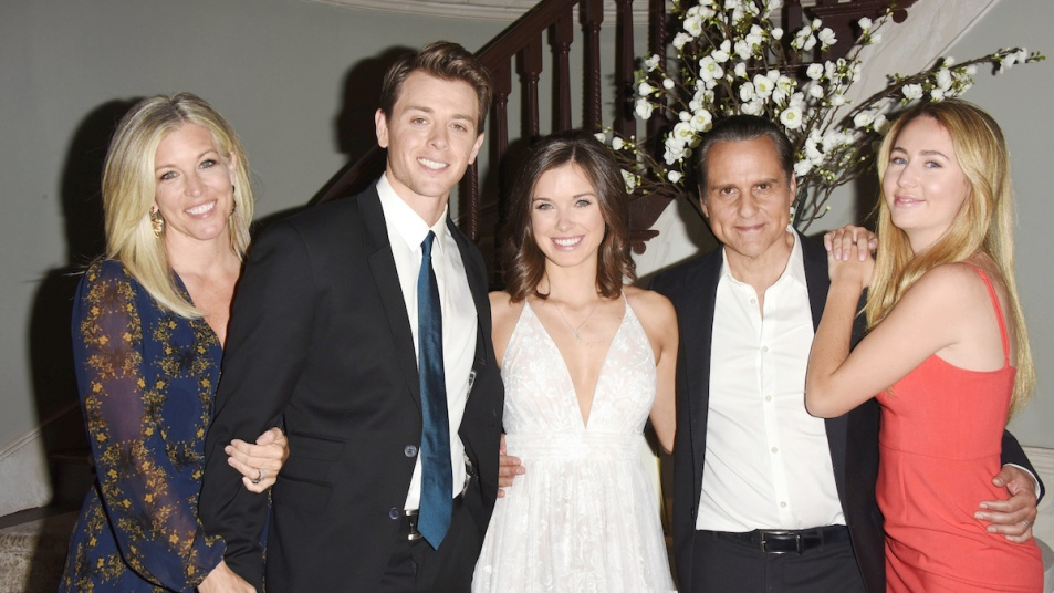 GH Carly Michael Willow Sonny Josslyn