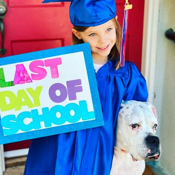 Harper Barash graduation