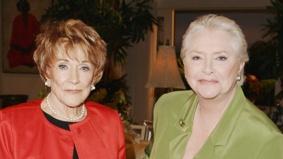 Jeanne Cooper Susan Flannery