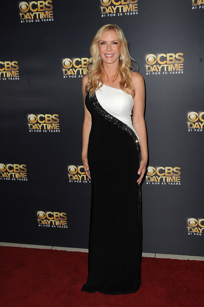 Katherine Kelly Lang 2017 Emmys