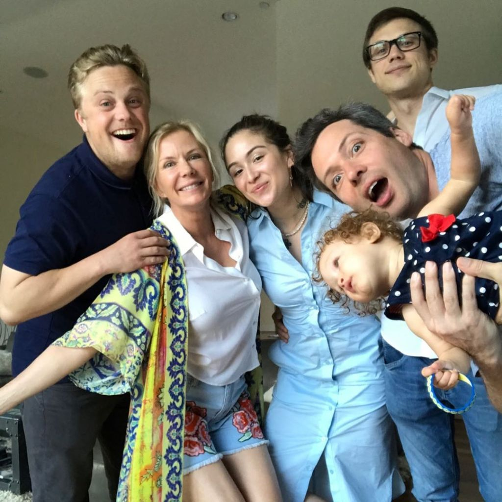 Katherine Kelly Lang Fathers Day 2020