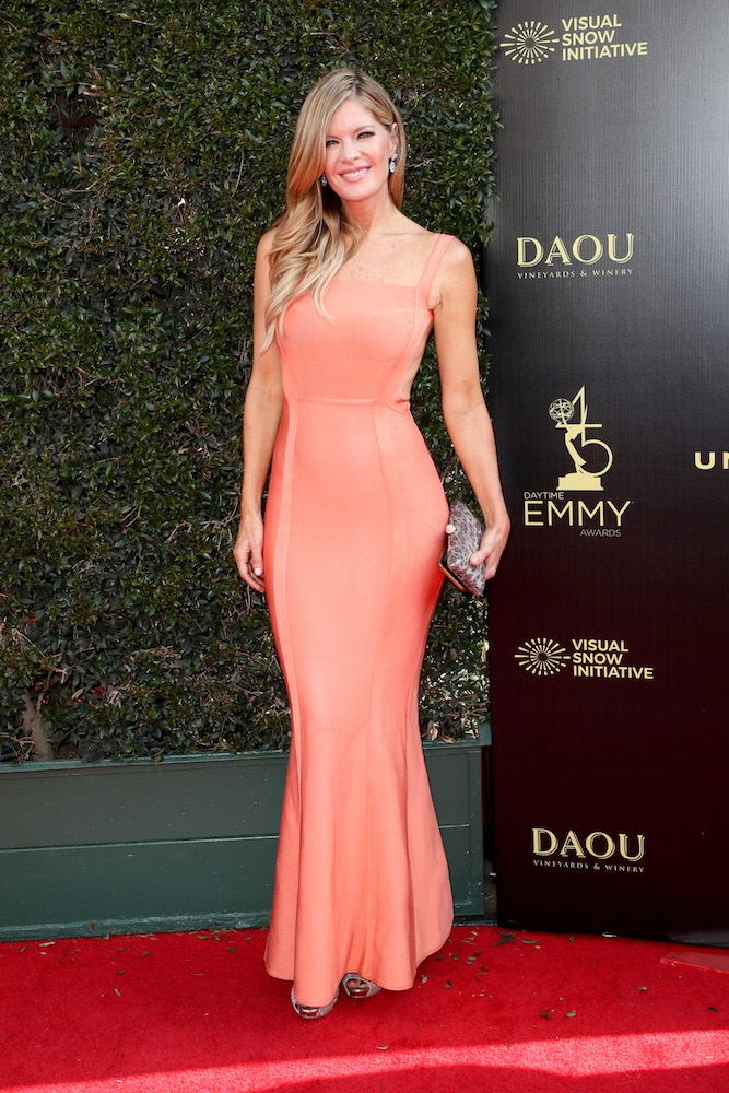 Michelle Stafford 2018 Emmys