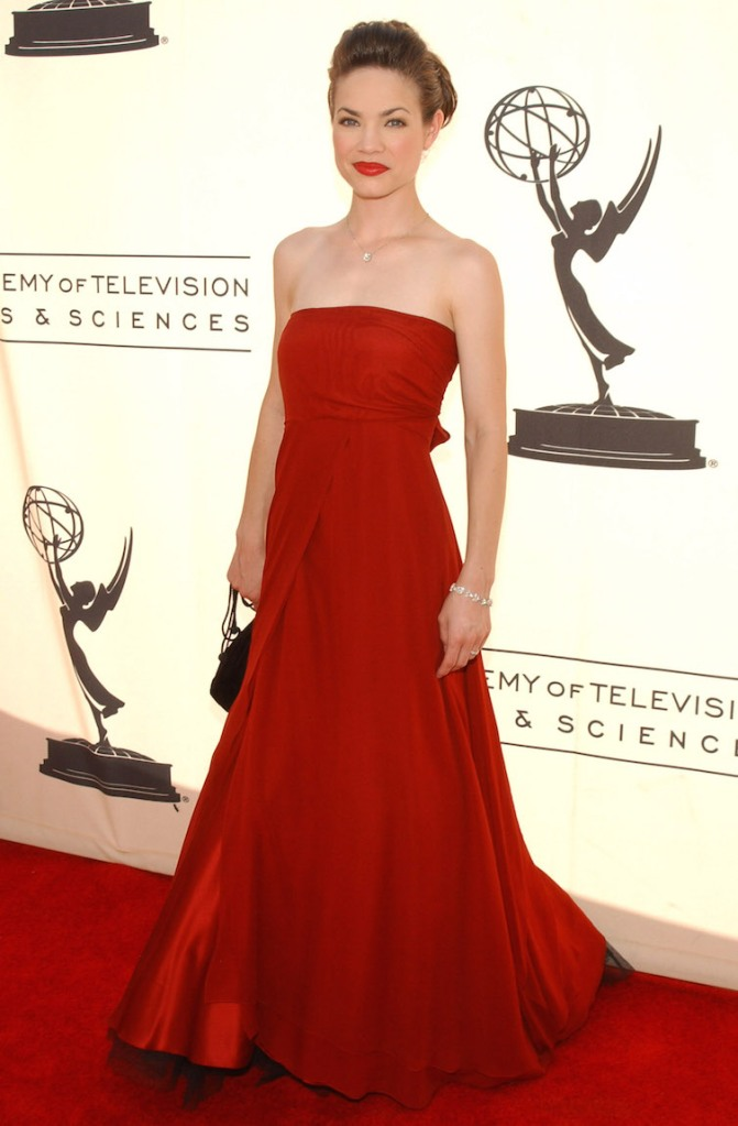Rebecca Herbst 2005 Emmys