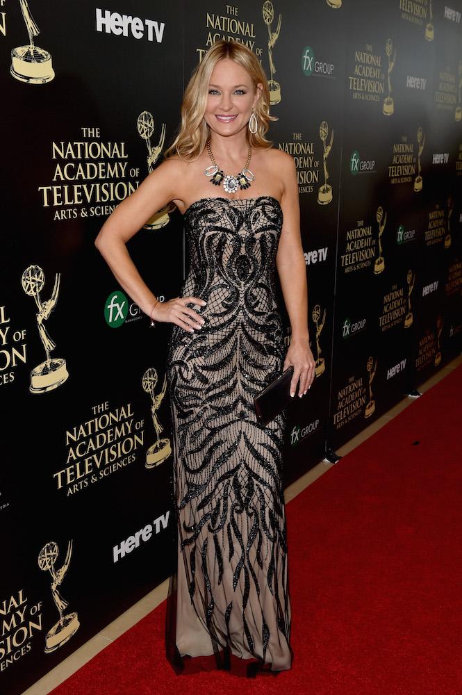 Sharon Case 2014 Emmys