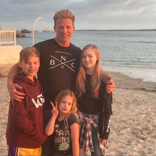 Steve Burton Fathers Day 2020