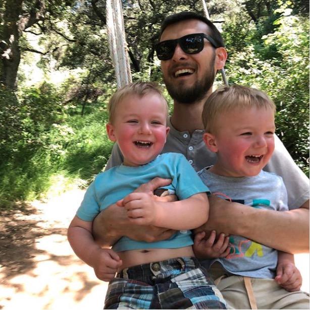 Theo Erik Olson Fathers Day 2020