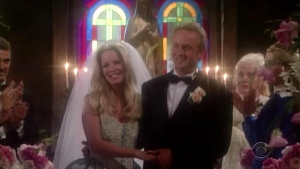 Y&R Paul Christine Wedding
