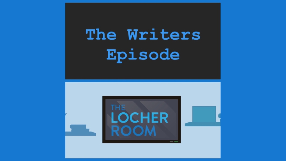 The Writers Episode