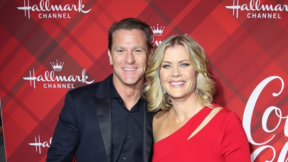 Alison Sweeney David Sanov