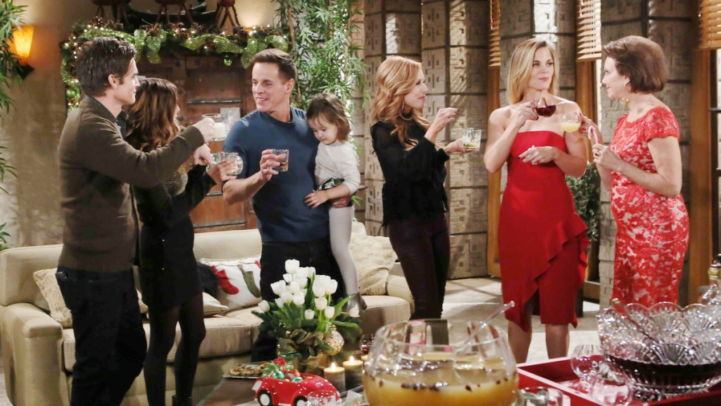 Y&R Baldwin Fisher Christmas