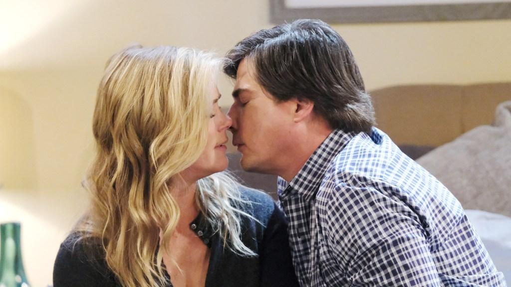 DAYS Sami Lucas kiss