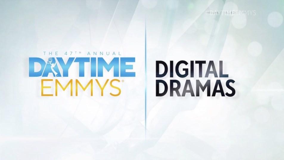 Daytime Emmys Digital Dramas