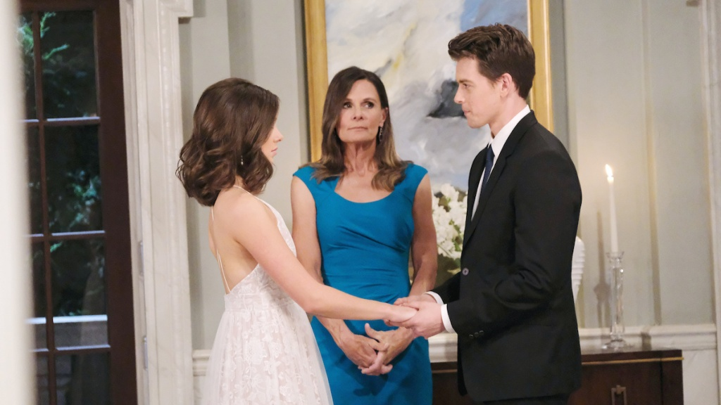 GH Willow Michael wedding