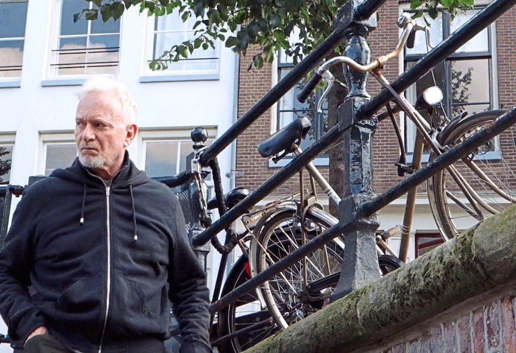 Anthony Geary Invites You to Tour Amsterdam With Him (EXCLUSIVE)