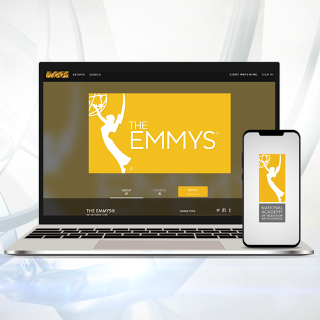 The Emmys app