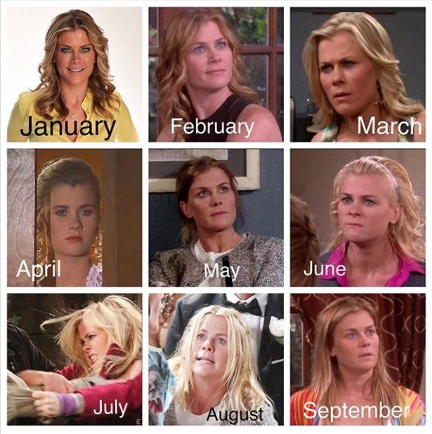 Alison Sweeney 2020 meme
