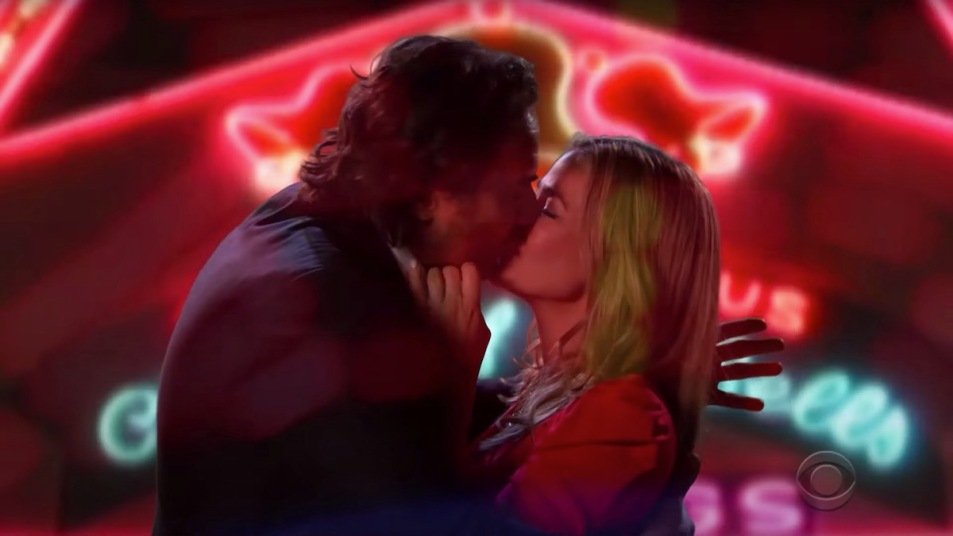BB Ridge Shauna vegas kiss