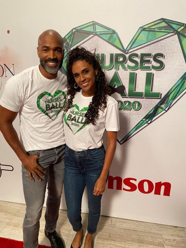 Curtis Jordan Nurses Ball 2020