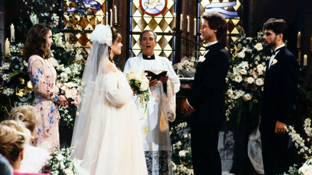 DAYS Isabella John wedding