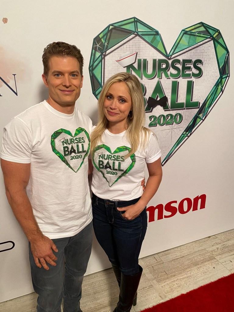 Dustin Lulu Nurses Ball 2020