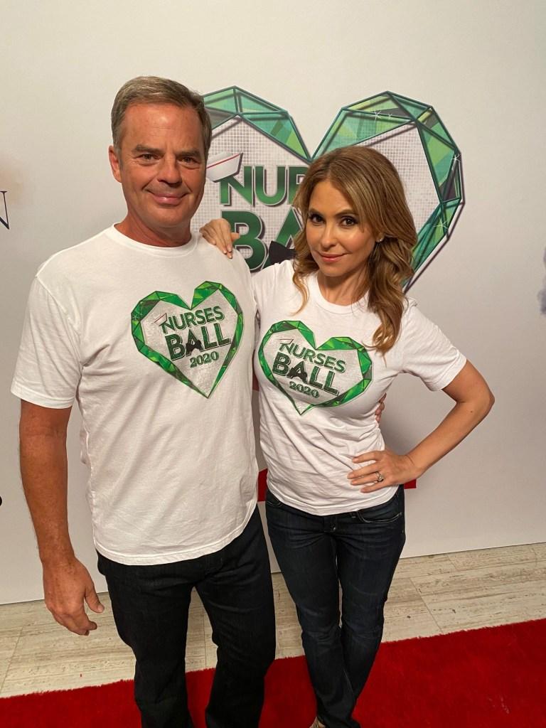 Ned Olivia Nurses Ball 2020