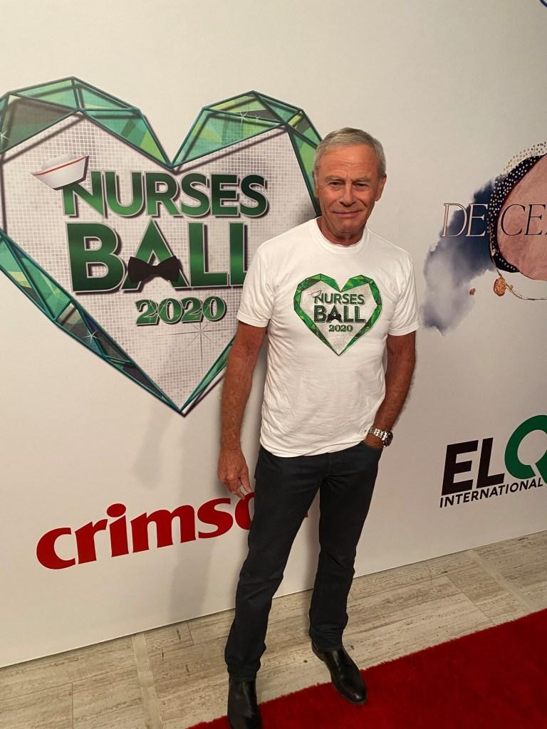 Robert Nurses Ball 2020