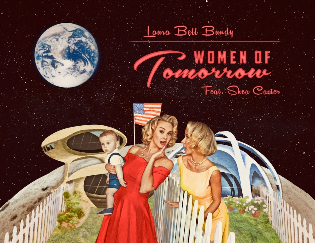 Women Of Tomorrow album art