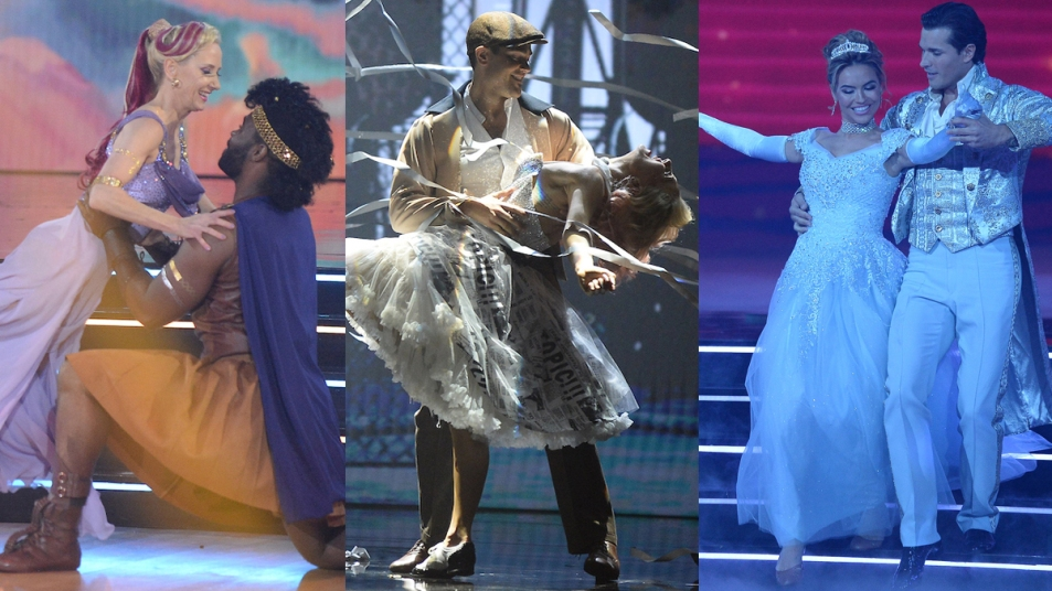 Dancing With the Stars Week 3