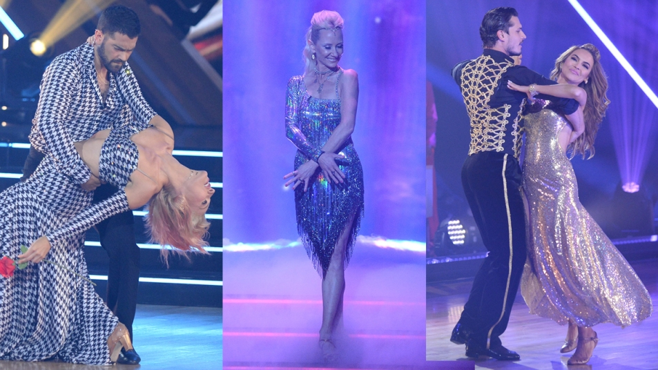 Dancing With the Stars week 1