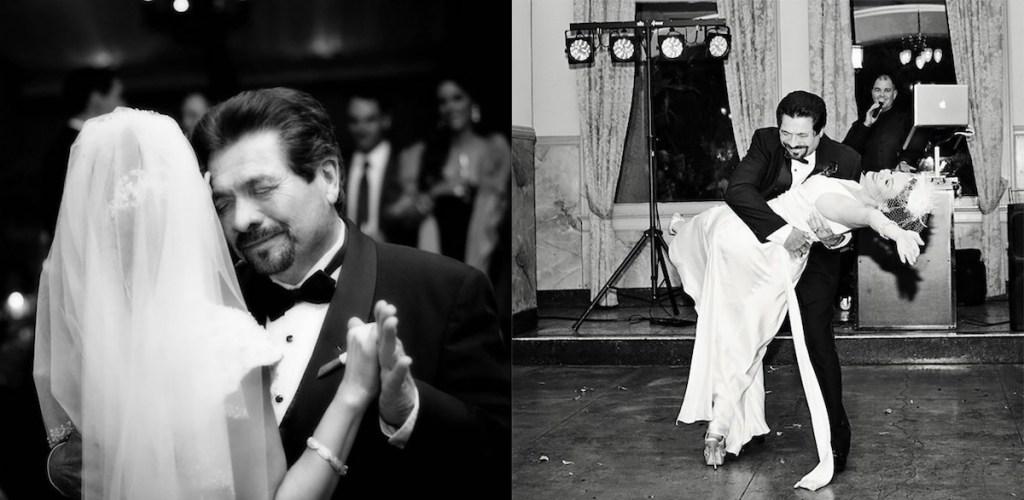 Lilly Melgar father dance